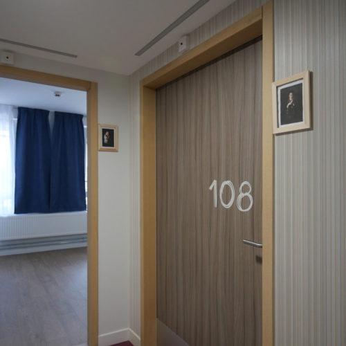 AFEJI, numéros de chambre pour le foyer de vie les Bazennes à Dunkerque